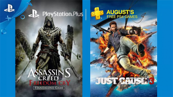 PlayStation anuncia los títulos para PS Plus de agosto